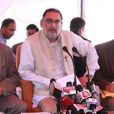 Jammu and Kashmir: Former state finance minister Haseeb Drabu quits Peoples Democratic Party