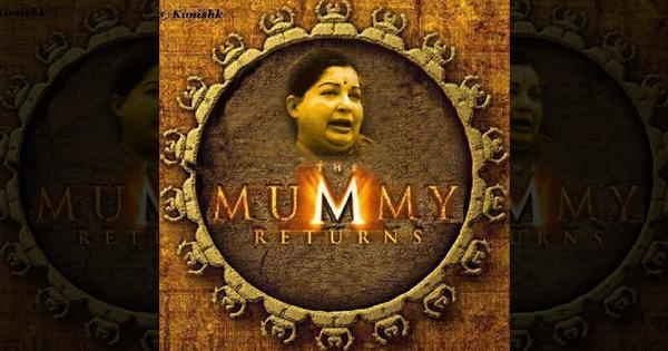 In pictures: Jayalalithaa fans are back doing what they do best – celebrating everything Amma