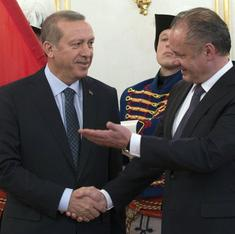 The rise and rise of Recep Tayyip Erdogan – and a slide towards autocracy in Turkey