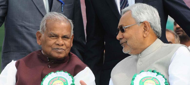 Bihar's Mahadalits pick sides in Nitish-Manjhi tussle