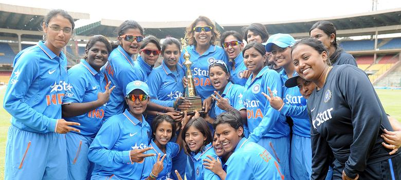 If the BCCI is serious about women's cricket, it needs to start live-streaming India's matches