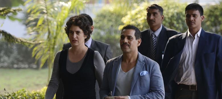 Robert Vadra still doesn't need go through airport security, reveals RTI query