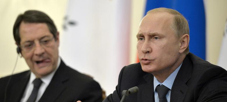 Putin ordered Crimea annexation weeks before referendum