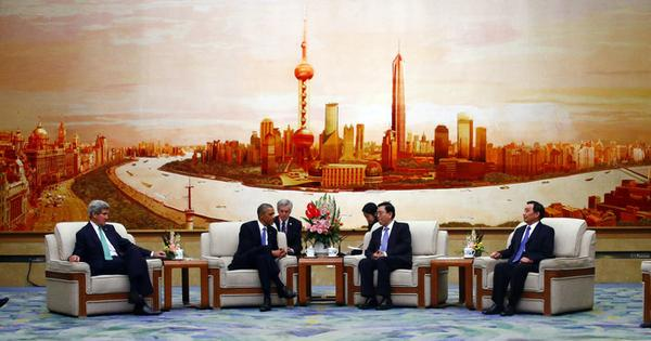 What next for China after historic climate deal?