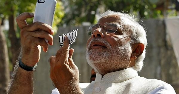 Learning the Vajpayee lesson: Modi Shining campaign has already begun
