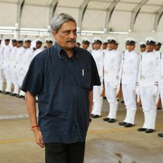 Pings detected but no sign of missing IAF aircraft yet, says Manohar Parrikar