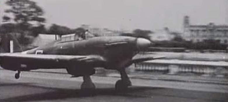 Watch: Air Force plane lands in the heart of Calcutta during World War II