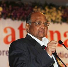 Despite his talk of illegal detentions, Pawar's past actions shows he's no saviour of Muslims