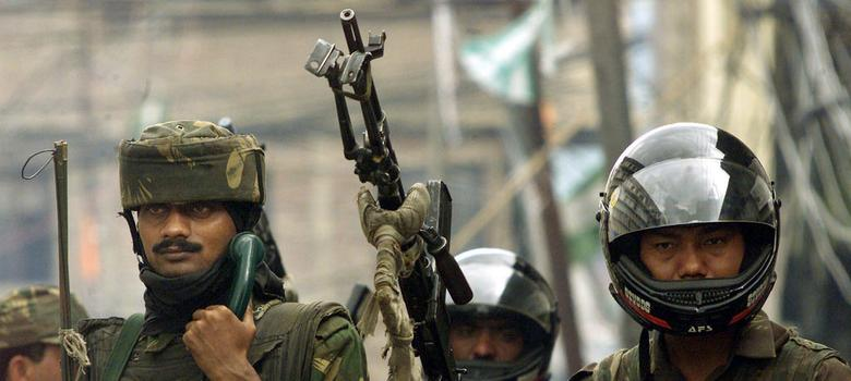 Manipur attack leaves 20 soldiers dead and wrecks proposal to lift AFSPA