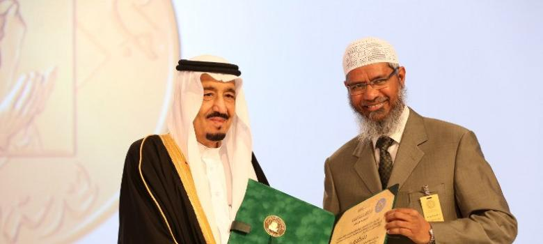 Why a Saudi award for televangelist Zakir Naik is bad news for India's Muslims