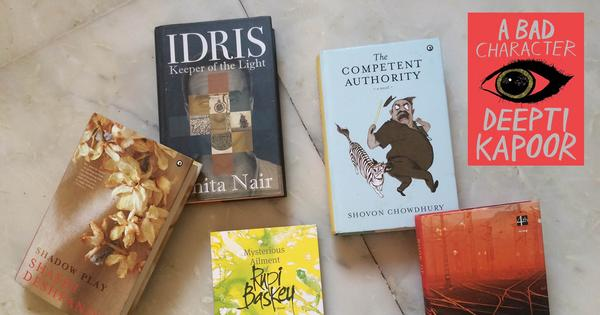 The Hindu Prize for fiction: first lines from the six shortlisted books