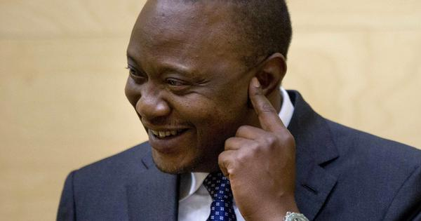 International Criminal Court's decision to drop Kenyatta case leaves culture of impunity intact