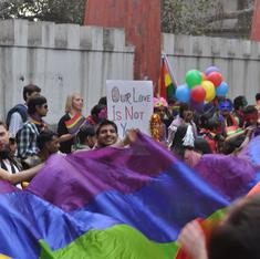 Despite 377 verdict, gay activists dance in Mumbai's streets to prove that they're 'Happy'