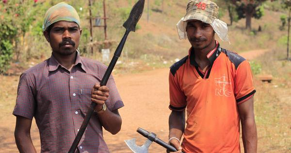 Bauxite mining threatens to bring back violence to the tribal hills of Andhra Pradesh