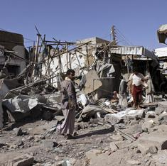 Despite ceasefire, vicious fighting in Yemen kills 75