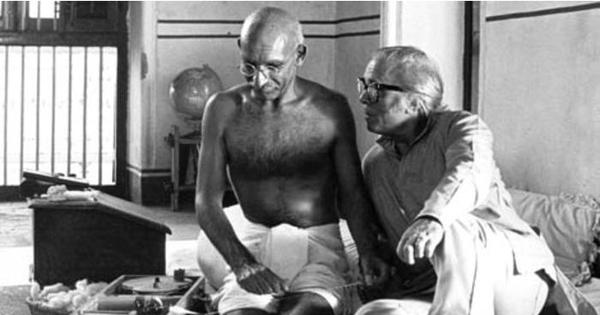 Gandhi would have been amused at being played by an Englishman, Nehru told Richard Attenborough