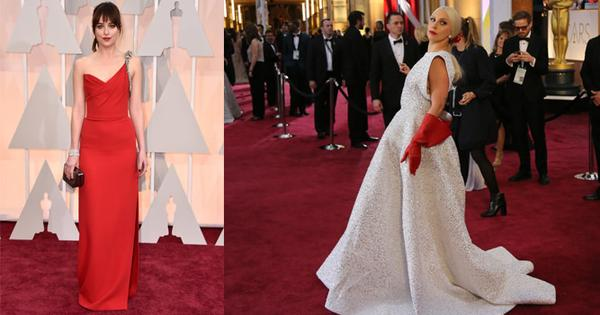 Oscars 2015: The best and worst dressed Hollywood stars on
