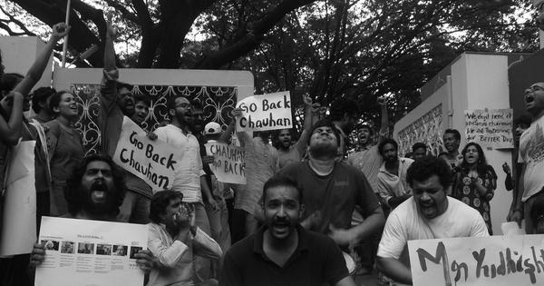 There's much more to the FTII than Bollywood director Rajkumar Hirani, Mr Gajendra Chauhan