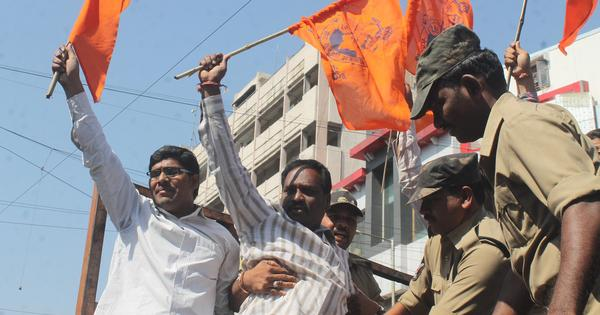 VHP announces date for conversion of 'large number of Muslims' in Faizabad