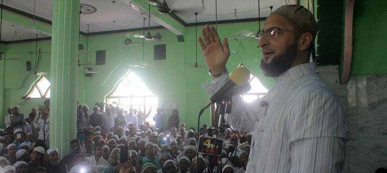 Asaduddin Owaisi's secret: He embodies the fantasies and aspirations of India's Muslims