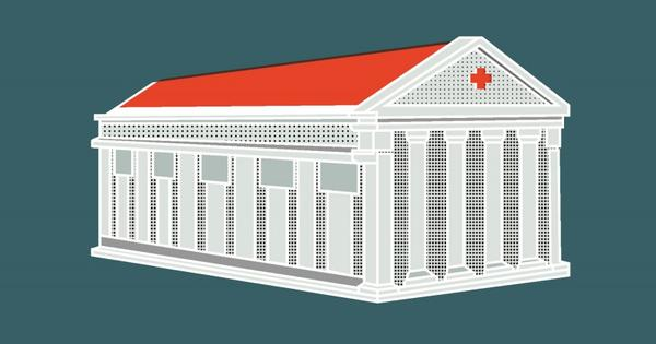 Around the world, architects are trying to design healthier hospitals