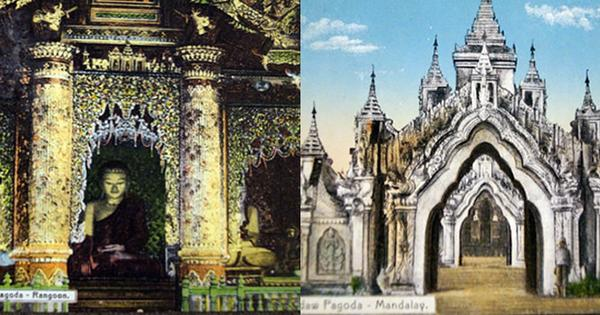 How an Indian played a crucial part in preserving Burma's history for posterity