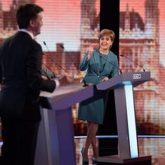 Ed Miliband might scrape through in UK elections but questions could remain about his right to govern