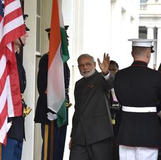 Modi ends visit on high note as US vows to dismantle terror havens in Pakistan
