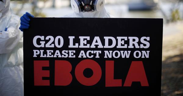 Is Ebola diverting resources from other neglected diseases?
