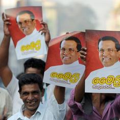 Is Rajapaksa's shock loss in Sri Lanka a lesson for Narendra Modi or a recap of the Congress defeat?