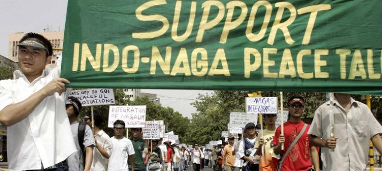 After signing the peace accord, will Naga groups abandon their warlord lifestyle?