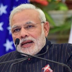 Modi is wrong when he claims the political class has opened itself to scrutiny