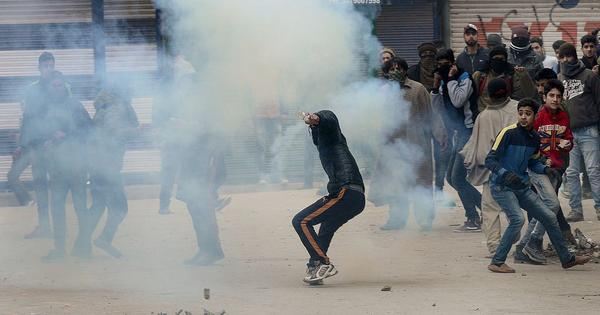 Kashmir: PDP criticised 'non-lethal' weapons, but has done nothing to stop them being used