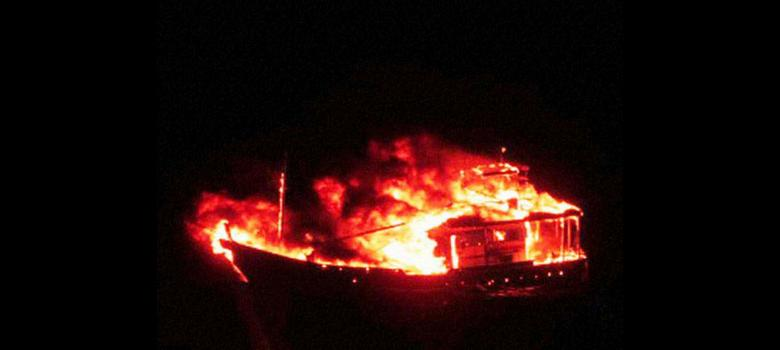 Over-reaction to fishing boat reflects paranoia that has gripped India-Pakistan ties