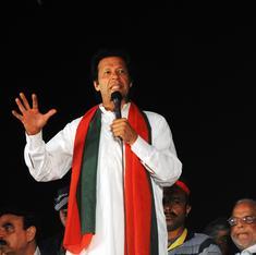 Watch: Cricketer-turned-politician Imran Khan warns Pak PM Nawaz Sharif by posting workout video