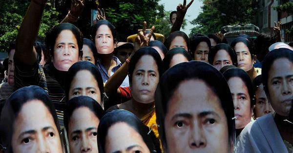 Mamata's Trinamool is as reliant on hooliganism as the CPI(M), claims opposition