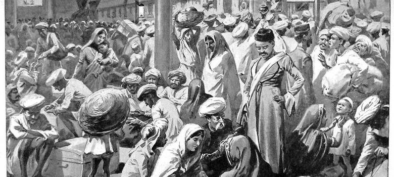 The chilling discovery: when the plague came to Bombay in 1896