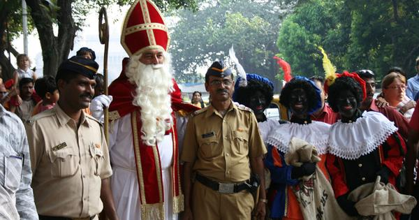 Controversial blackface helpers of Dutch Santa may have seen their last Mumbai Christmas