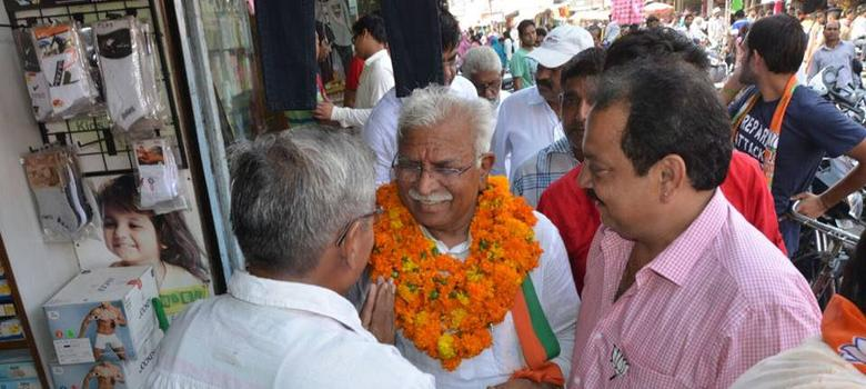 Manohar Lal Khattar, who blamed women for India's rising rapes, is new Haryana CM