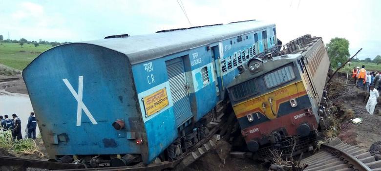 Madhya Pradesh derailment: It may not seem like it but ...  Indian Railway Accidents