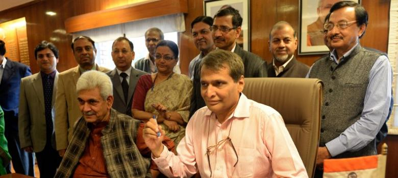 The Daily Fix: Prabhu gets a middling rating with the rail budget. Next, it's Jaitley's turn.