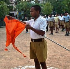 An unnoticed fact: the RSS, India's biggest NGO, gets foreign funding too