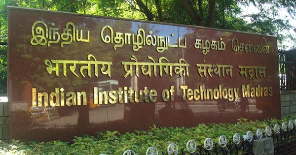 Fire breaks out in laboratory at IIT Madras, damages some equipment