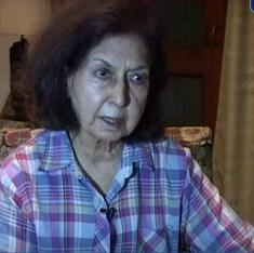 'Nayantara Sahgal's invitation was rescinded as she planned to speak on lynchings,' claims Shiv Sena