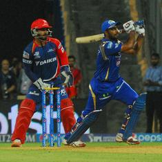 Mumbai Indians manage to do their Houdini act once again