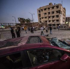 How Islamic State is moving its Egyptian battle from Sinai to Cairo