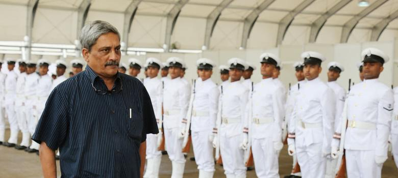 The big news: Manohar Parrikar asks Navy chief to probe submarine data leak, and 9 other top stories