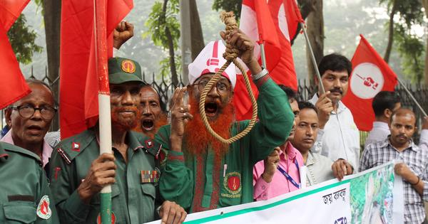 Bangladesh upholds death for Opposition leaders convicted of killing Hindus, war crimes