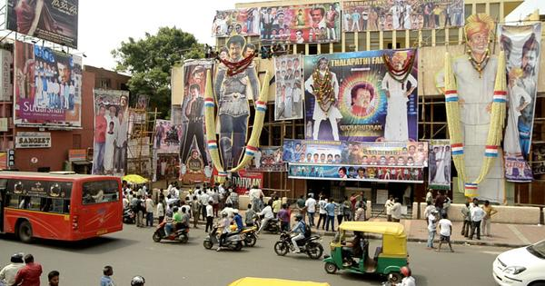 Man, god or beyond? The Rajinikanth cult as seen through the worshipful eyes of his fans
