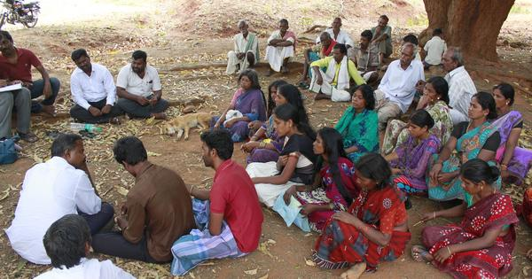 In a Tamil Nadu village, a Malayali tribe mourns those who went to work in Andhra and came back dead